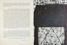 Derriere le Miroir No. 168 (Tàpies), 1967