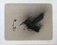 Antoni Tàpies: Erinnerungen (1), 1988