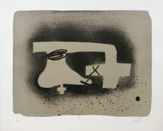 Antoni Tàpies: Erinnerungen (3), 1988