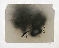 Antoni Tàpies: Erinnerungen (5), 1988