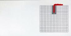 Erwin Bechtold: Serigraphie, 1972