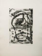 Emil Schumacher: Atischa  (6), 1959