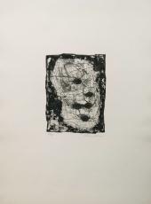 Emil Schumacher: Atischa  (7), 1959