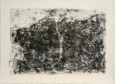 Emil Schumacher: Untitled, 1961