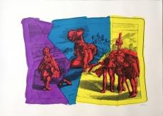 Jiri Kolar: Cavalerie Royal, 1986