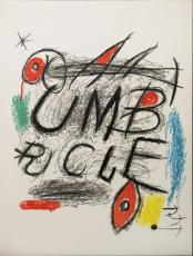 Joan Miró: Umbracle, 1973