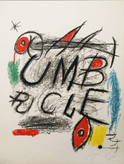 Joan Miró: Umbracle, 1973