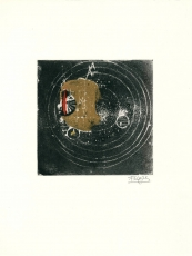 Johnny Friedlaender: Les merveilles du ciel II, 1975