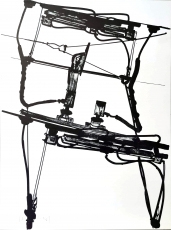 K.R.H. Sonderborg: Ohne Titel, 1975 (1)