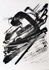 K.R.H. Sonderborg: Ohne Titel, 1975 (2)