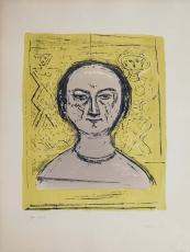 Massimo Campigli: Autoritratto, 1965