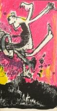 Maitres-Graveures Contemporains 1972 (Matta)