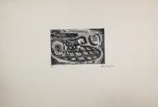 Gaetano Pompa: Cavallo,1957