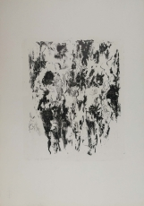 Wolff Buchholz: Komposition , 1963