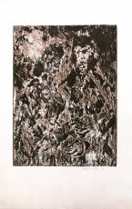 Wolff Buchholz: Zwei Frauen , 1960