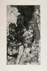 Wolff Buchholz: Figurenkomposition 4/61, 1961