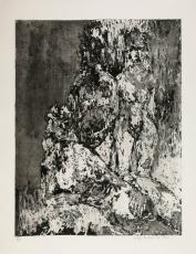 Wolff Buchholz:Figurenkomposition 7/61, 1961