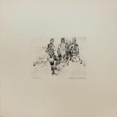 Wolff Buchholz: Drei Akte 2 , 1962