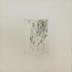 Wolff Buchholz: Drei Akte 3 , 1962