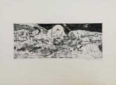 Wolff Buchholz: Causse Mèjean, 1964