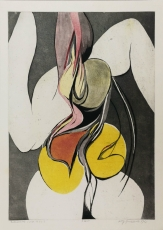 Wolff Buchholz: Flora, 1966
