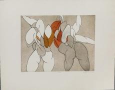 Wolff Buchholz: Figurenpaar, 1968