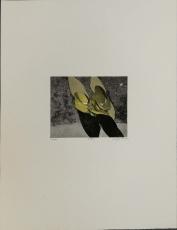 Wolff Buchholz: Tanztorso, 1970