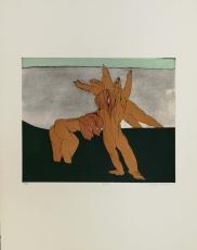 Wolff Buchholz: Tanz, 1971