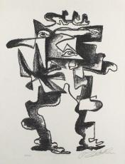 Ossip Zadkine: Le Regard Multiple , 1966