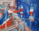 Raoul Dufy: Artistes Decorateurs, 1939