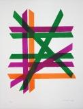 Piero Dorazio: Galerie Heseler, 1966