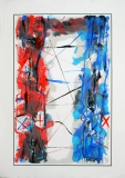 Gerhard Wendland: Komposition, ca. 1960