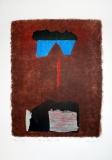 Giuseppe Santomaso: Verso la Mecca, 1986