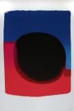 Rupprecht Geiger: Siebdruck in drei Farben, 1958/82