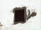 Antoni Tàpies: L. in braun, beige, grau u. grünlichgrau, 1964