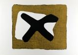 Conrad Marca-Relli: Composicion del cruz , 1975