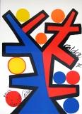 Alexander Calder: Pour Janine, 1972
