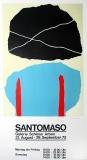 Giuseppe Santomaso: Galerie Schloß Arbon, 1973