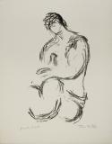 Toni Stadler: Weiblicher Akt, 1963