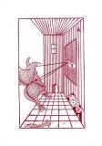 Max Ernst: Brusberg Dokumente 3, 1973