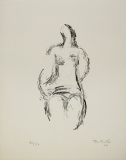 Toni Stadler: Weiblicher Akt, 1964