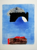 Giuseppe Santomaso: Riverberi, 1983