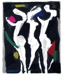 Marino Marini: Le sacre des printemps, 1973