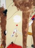 Josep Guinovart: Fang 1, 1982
