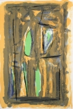 Albert Ràfols-Casamada: La tardor-1, 1990