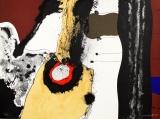 Josep Guinovart: Vertical, 1976