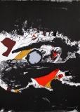 Josep Guinovart: Pedres i ocells, 1976