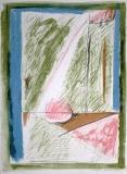 Albert Ràfols-Casamada: Interiors-1, 1982