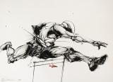 Vladimir Velickovic: Obstacle, 1989