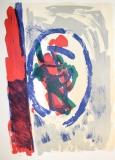 Gastone Breddo: Composzione,1971 (1)